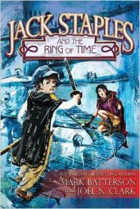 Jack Staples and teh Ring of Time