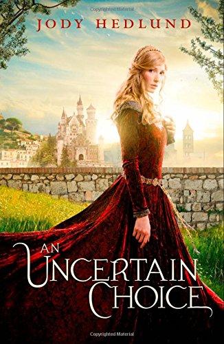 An Uncertain Choice book cover