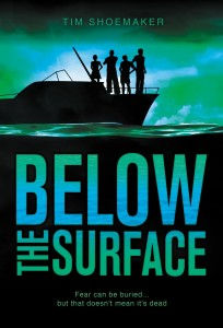 Below the Surface book cover