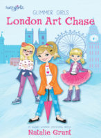 Glimmer Girls London Art Chase by Natalie Grant