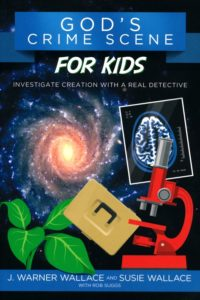 God's Crime Scene for Kids book cover