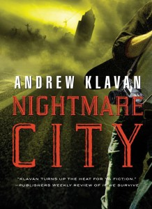 Nightmare City book cover