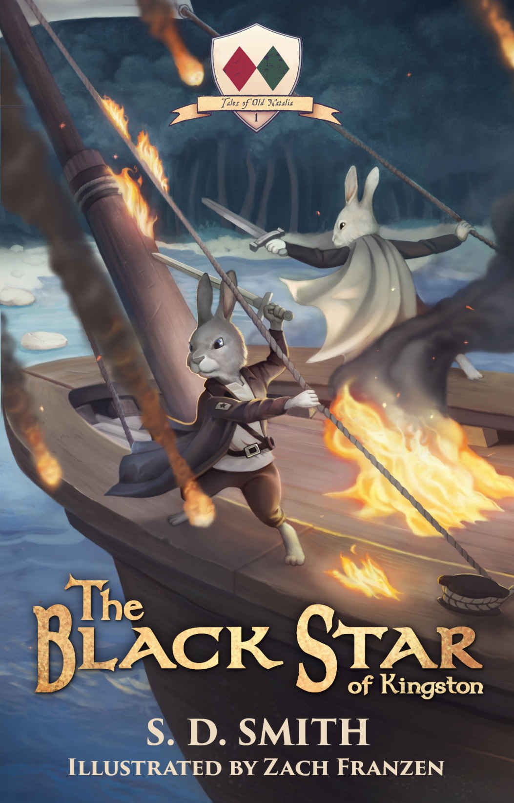 The Black Star of Kingston book cover