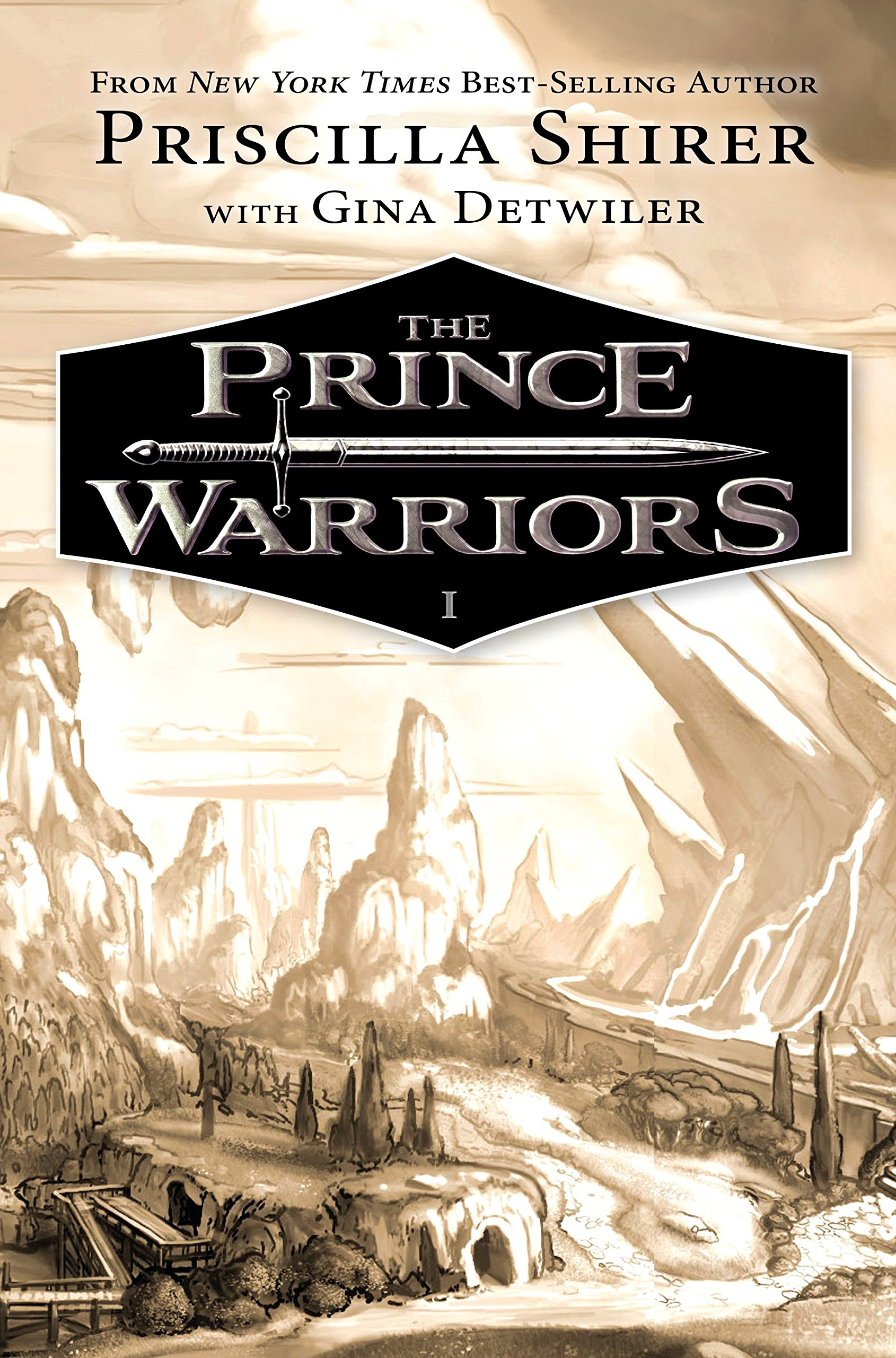 The Prince Warriors book cover